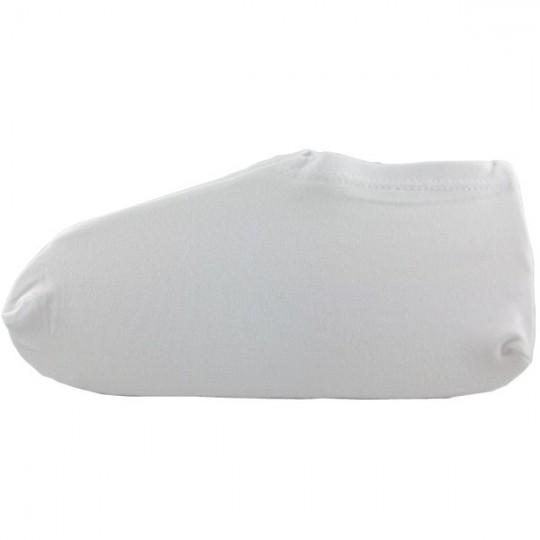 chaussettes coton pour hydrater les pieds