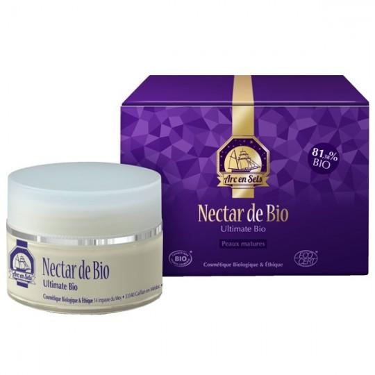 Nectar Bio 50 ml - Peaux matures et déminéralisées