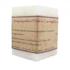 Shampoing solide Cheveux Fragiles 55 gr - Sans Parfum