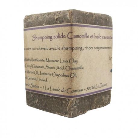 Shampoing solide Anti-pellicule 55 gr - Cèdre Atlas Bio