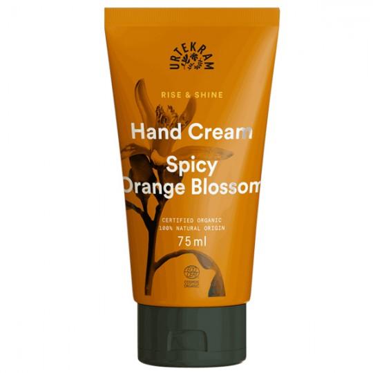 Crème pour les mains à la Fleur d'Oranger Bio 75ml - Hydratation Intense
