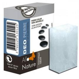 Déo Pierre Alun Pure 75gr - 100% Alun de potassium