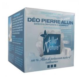 Déo Pierre Alun Pure 150gr - 100% Alun de potassium