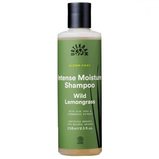 Shampoing Bio Wild Lemongrass 250ml – Urtekram Citronnelle Sauvage