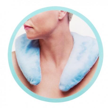 Coussin Cervical Chaud avec micro-perles 100% naturelles