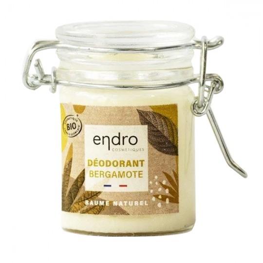 Déodorant solide Bio 50 ml - Bergamote