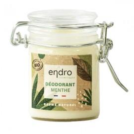 Déodorant solide Bio 50 ml - Menthe