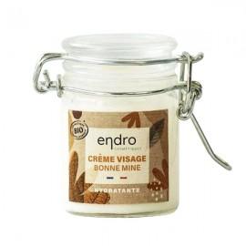 Crème Visage Bio Hydratante 50 ml - Bonne mine