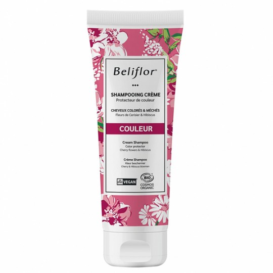 Shampoing Crème Protection de Couleur 200 ml - Cheveux colorés et méchés