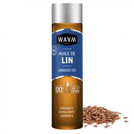 Huile de Lin Bio 100 ml - Gainante