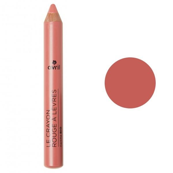 Crayon rougeà l u00e8vres Bois de Rose Avril