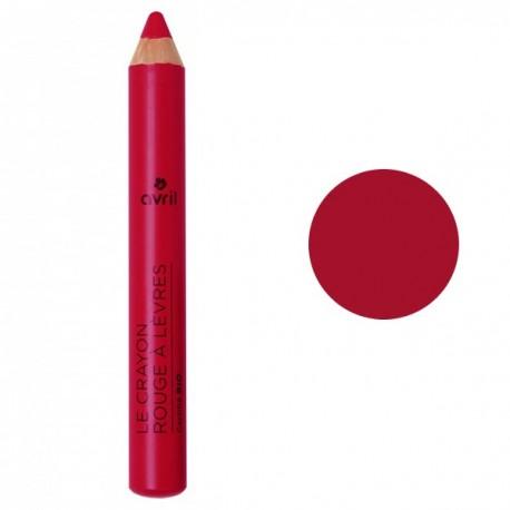 Crayon rouge à lèvres - Griotte