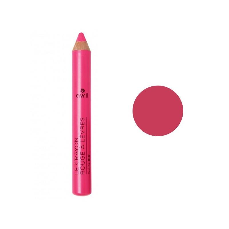 Crayon Rouge à Lèvres Rose Bonbon
