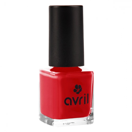 Vernis à ongles Rouge Passion - 7 ml