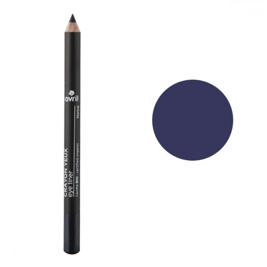 Crayon pour les yeux bio - Marine