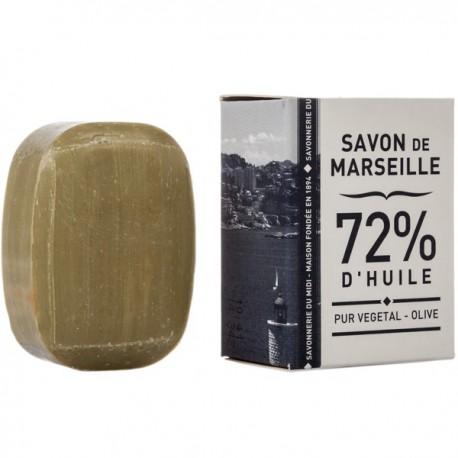 Savonnette de Marseille 50g - 72% d'huile végétale