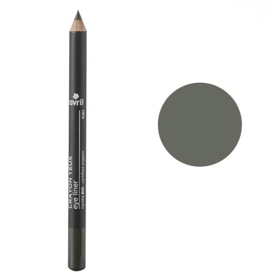 Crayon pour les yeux bio - Kaki