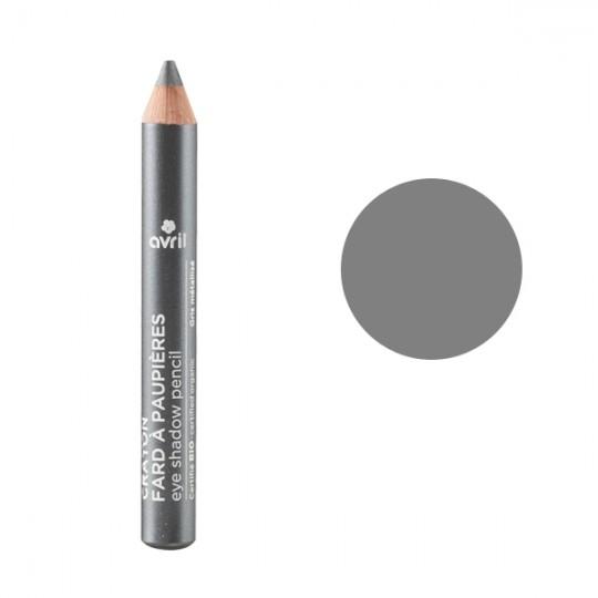 Crayon fard à paupières - Gris métallisé