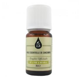 Huile essentielle de Gingembre Bio 10 ml