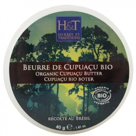 Beurre de Cupuaçu 40 g - Anti-âge et Réparateur