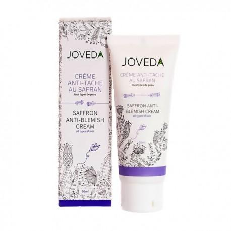 Crème Anti-Taches au Safran 60 ml - Éclaircissante et régénérante - JOVEDA
