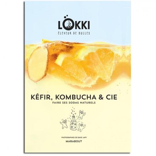 Kefir, kombucha et cie - Sebastian et Nina Brasserie artisanle Lokki