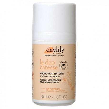 Déodorant Naturel Caresse Daylily -Compatible avec la grossesse et l'allaitement.