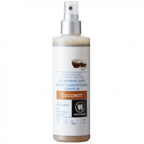 Spray Après-Shampoing à la noix de coco 250 ml - Hydratant - Où acheter les produits Urtekram en France ?