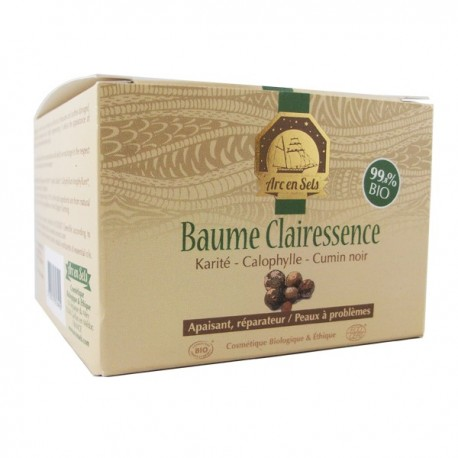 Baume réparateur Clairessence 100 ml - Apaisant - Traitement contre la couperose efficace et naturel