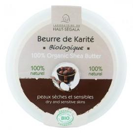 Beurre de Karité Bio - Peaux sèches et sensibles