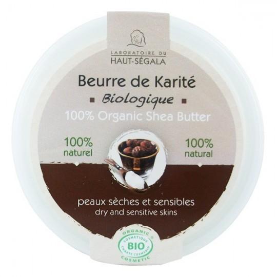 Beurre de Karité 100% Pur - Peaux sèches et sensibles - Le vrai beurre de karité bio est extra. Il s'utilise partout sur le corp