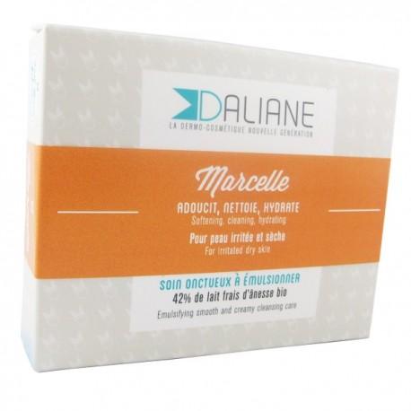 Soin au Lait d'Ânesse 42% - Marcelle - Peaux Sèches et Atopiques. Il s'agit d'un soin pour les peaux eczémateuses.