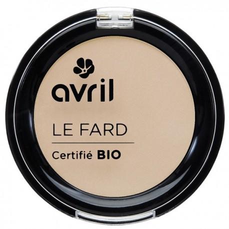 Fard à paupières Beige Mat bio - 2.5gr - Avril Maquillage bio Acheter