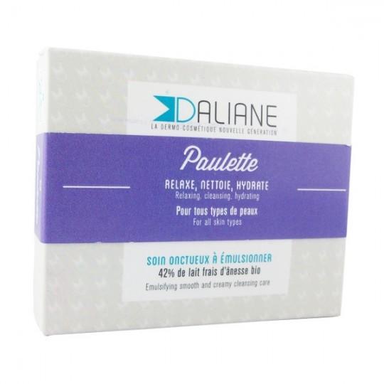 Soin au Lait d'Ânesse 42% - Paulette - Universel - Toutes peaux - Savon lait anesse sylvie dalibard