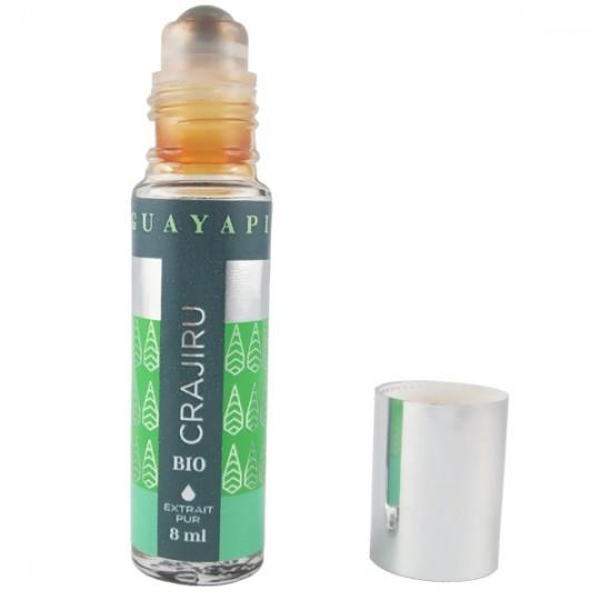 Crajirù 10ml - Nettoyeur Végétal Anti boutons et Points noirs - Soin naturel bio contre les boutons acné