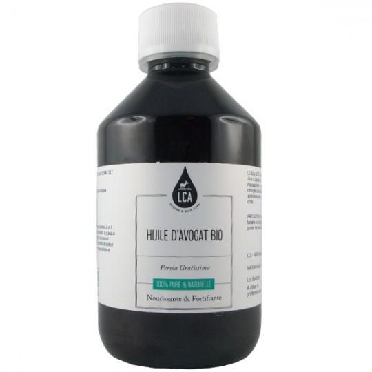 Huile d'Avocat Bio 250 ml - Contre les effets des vergetures