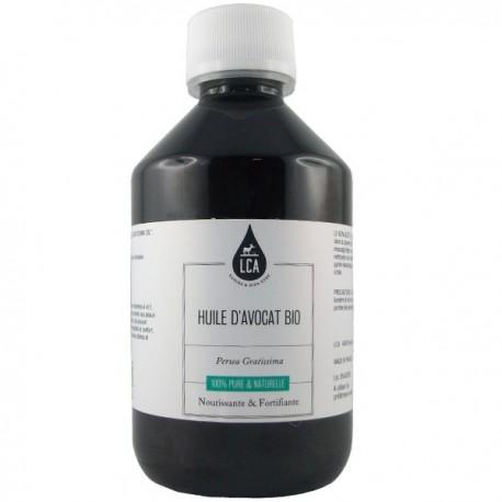 Huile d'Avocat Bio 100 ml - Nourrissante Vergetures de grossesse - Elle est excellente contre les vergetures
