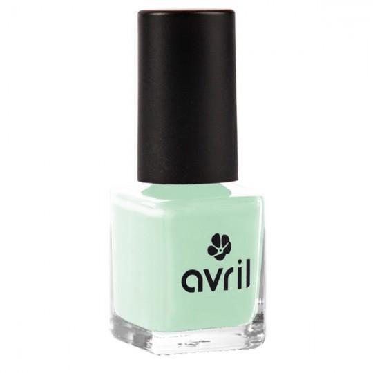 Vernis à Ongles Vert d'Eau n°573 - 7ml - Avril Cosmétique bio et maquillage bio