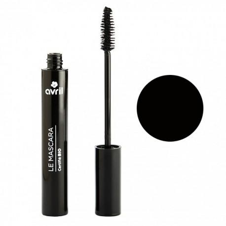 Mascara Noir Bio Longue Tenue - 9ml - Où trouver le mascara noir Avril sur le bassin d'Arcachon