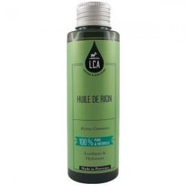 Huile de Ricin 100% pure et naturelle - Fortifiante