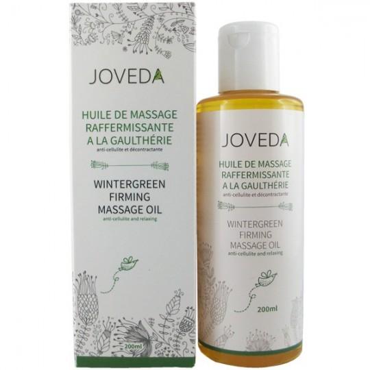 Huile Raffermissante à la Gaulthérie 200 ml - Anti-cellulite de la marque Joveda. Où trouver joveda Bassin d'Arcachon, Gironde
