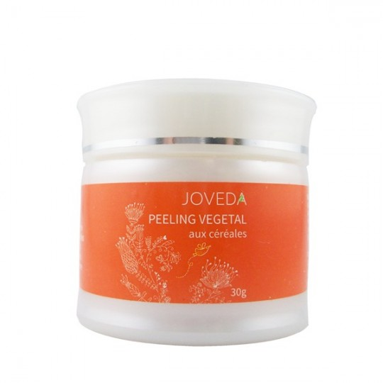 Peeling Végétal aux Céréales - Désincruste et resserre les pores idéal comme peeling anti taches brunes