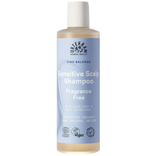 Shampoing sans parfum Urtekram - Cuir chevelu sensible et réactive