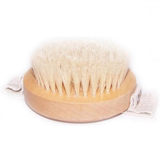 brosse pour les pieds naturelle pour retirer marque et callosités