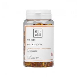 Huile de Nigelle Bio 120 capsules (Nigella sativa)