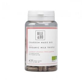 Chardon Marie Bio 120 Gélules (Silybum Marianum)