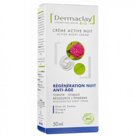 Crème Active Nuit - Lisse les traits