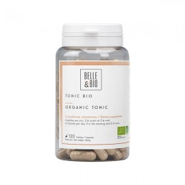 Tonic Bio 120 gélules - Contre la fatigue