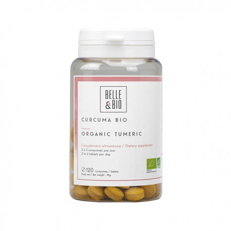 Curcuma Piperine Bio en comprimés