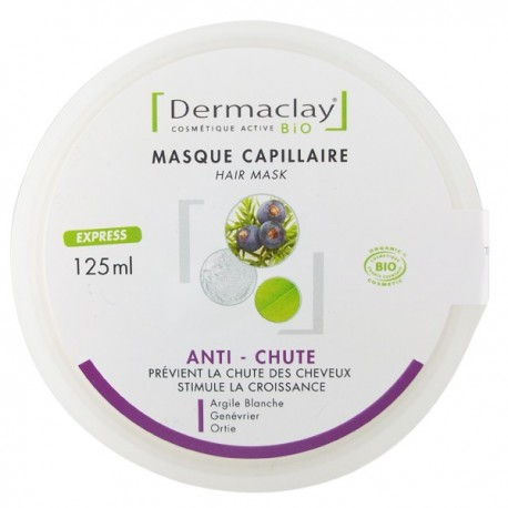 Masque Capillaire Anti-Chute dermaclay